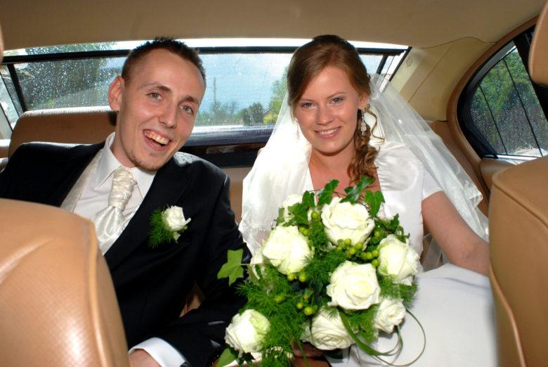 zdjęcie ślubne Justyny i Grzegorza